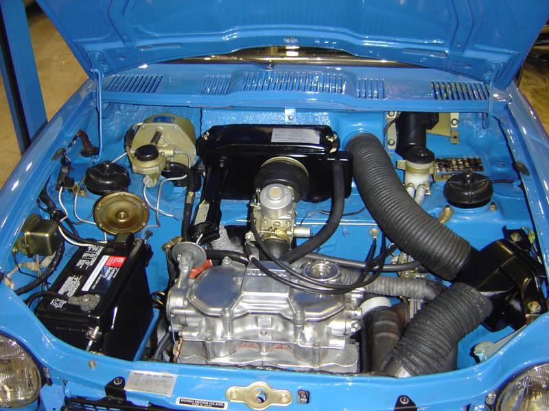 Honda z600 coup 1972 for Route 22 honda