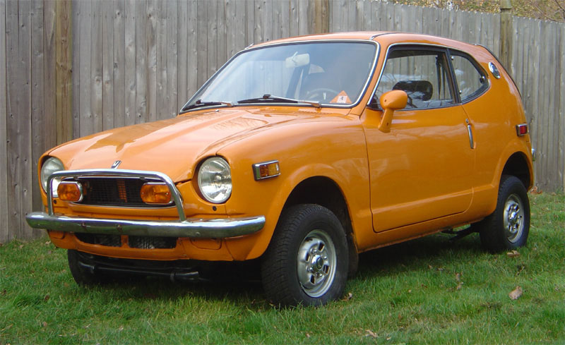 High Quality 1971 Honda Z600