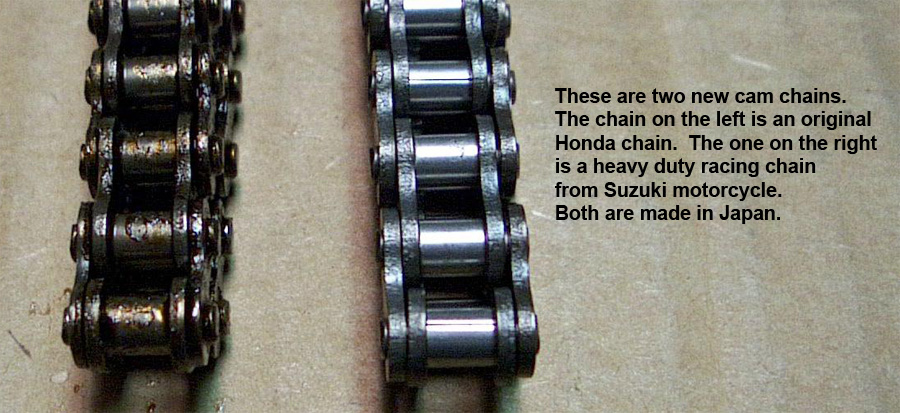 how to tell if your timing chain is stretched